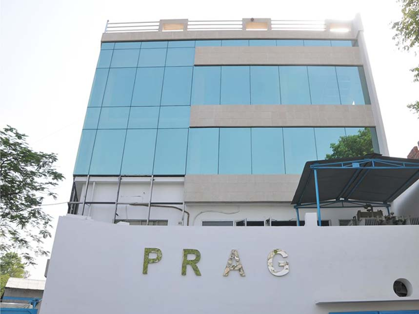 Prag Factory, Talkatora, Lucknow